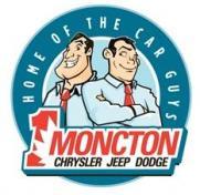 Moncton Chrysler Jeep Dodge Logo